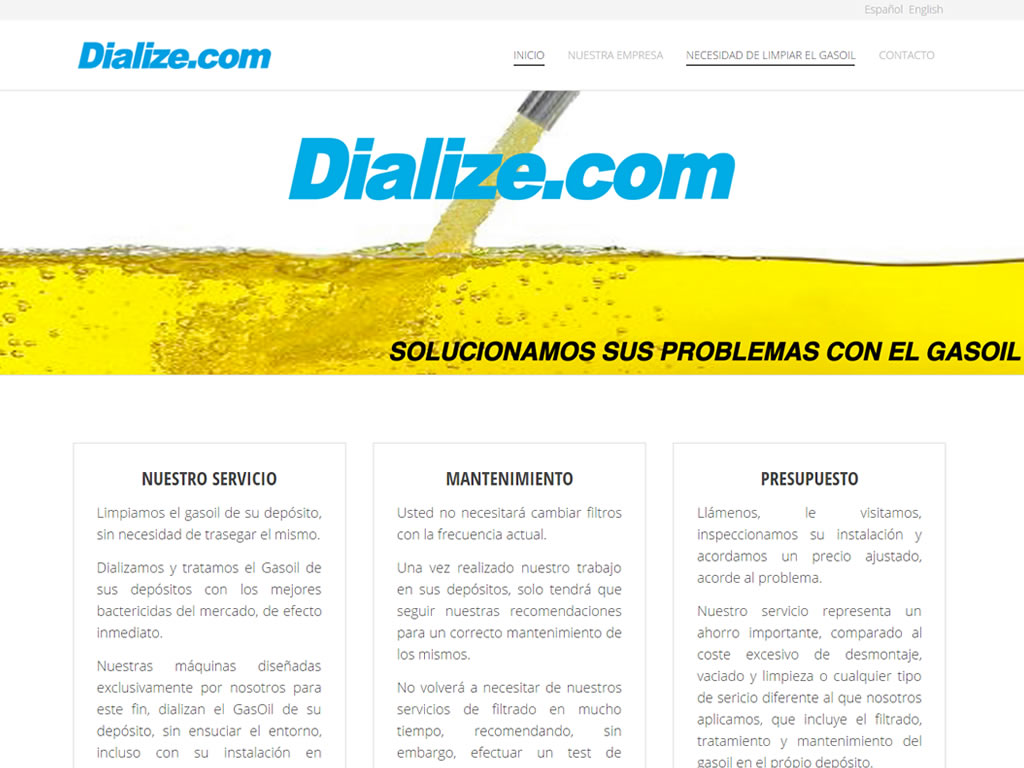 dialize
