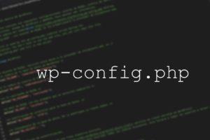 wp-config
